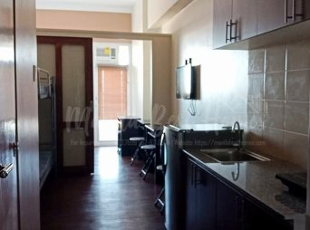 26.30 sqm, Semi-Furnished One Bedroom for Rent <br>