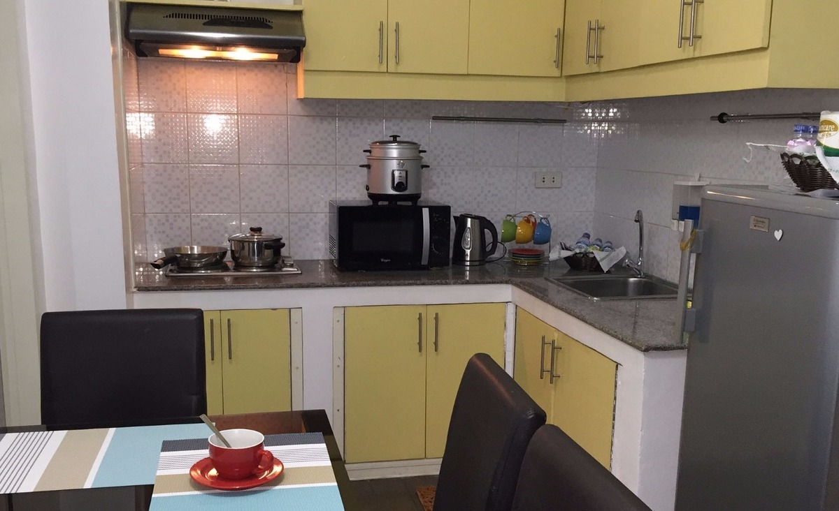 47 sqm, Fully-Furnished 3BR/2T&B for Resale<br>
